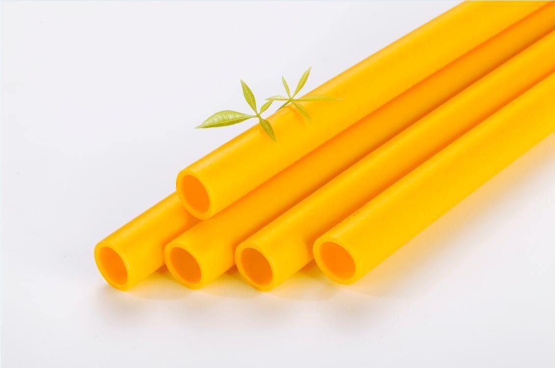 联塑精品家装PE-RT地暖管(黄色)