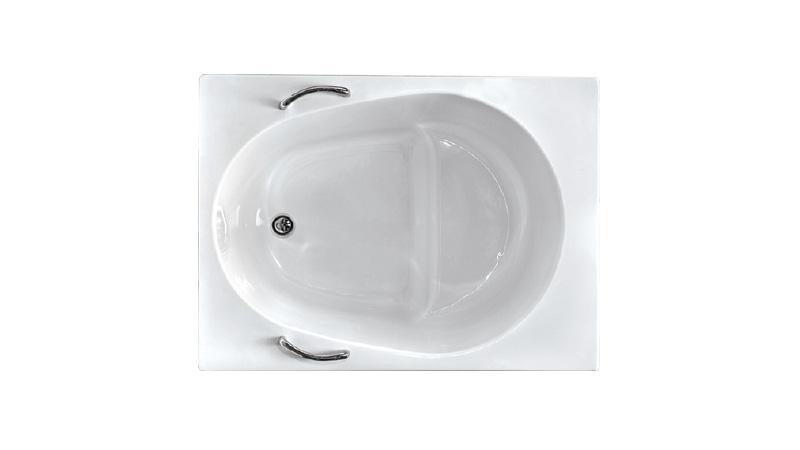 联塑普通浴缸 LY2008