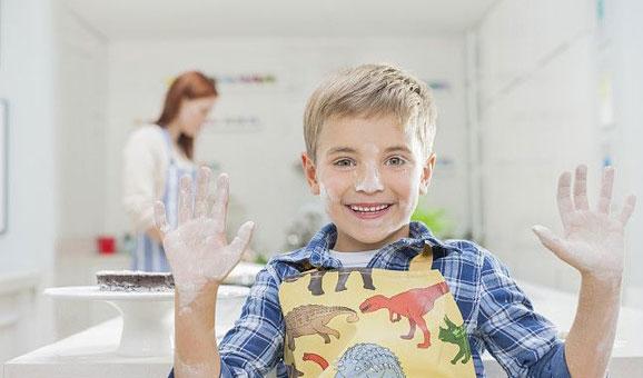 任性煮大餐 如何处理厨房棘手清洁问题