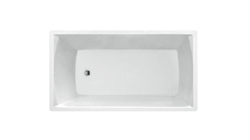 联塑普通浴缸 LY2003