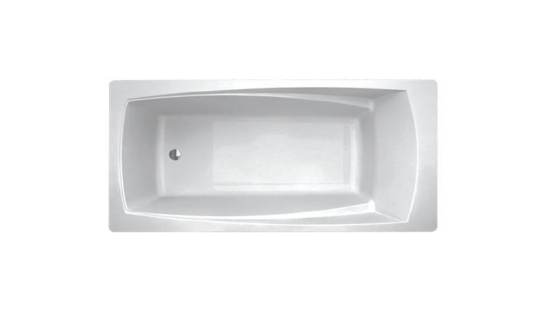 联塑普通浴缸LY2001