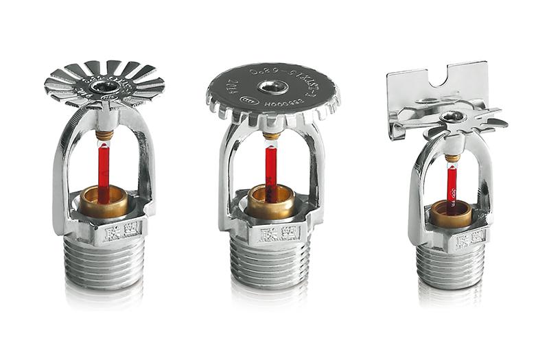 联塑K-ZST15系列快速响应玻璃球洒水喷头
