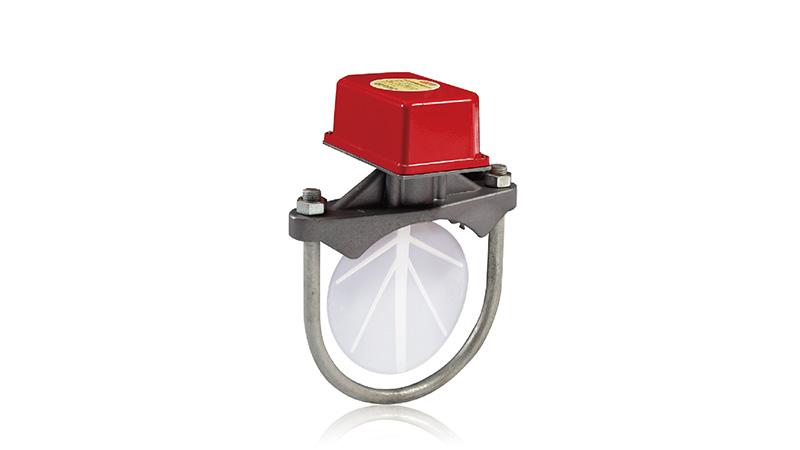 联塑ZSJZ马鞍式水流指示器