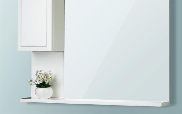 联塑优质浴室镜 清晰防雾