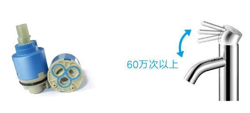 进口阀芯 使用长达60年