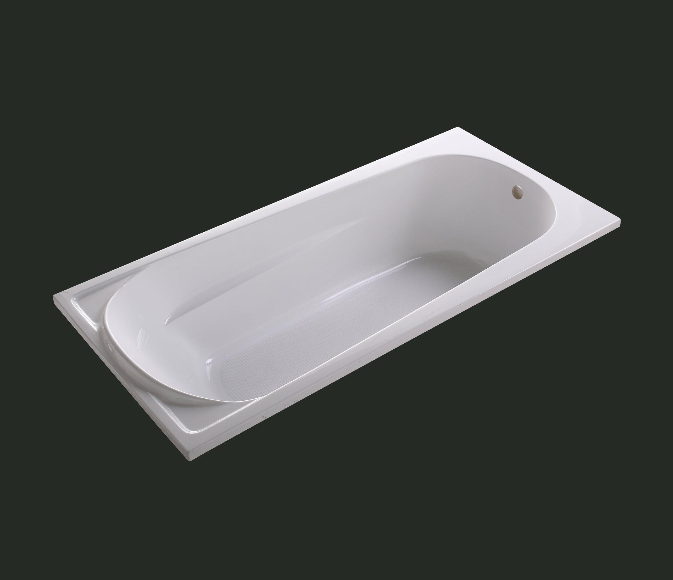 压克力裙边浴缸LL1706