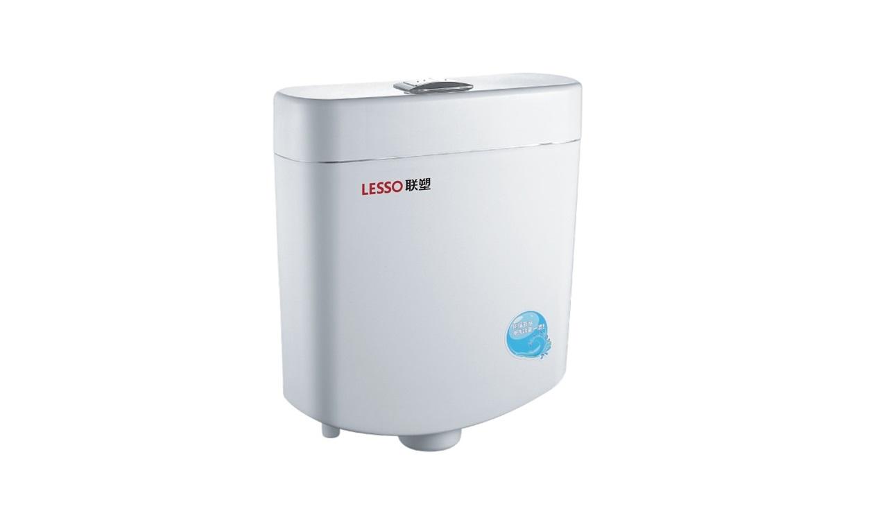 联塑壁挂式冲洗水箱WP02121