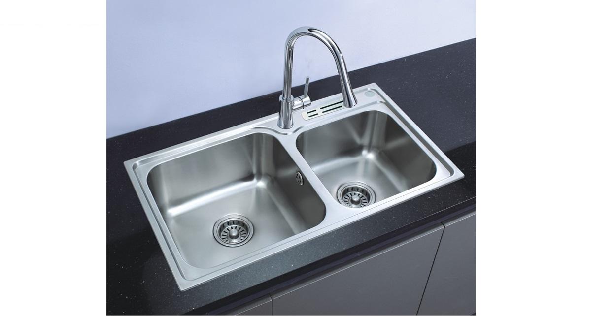 联塑不锈钢水槽CS11221