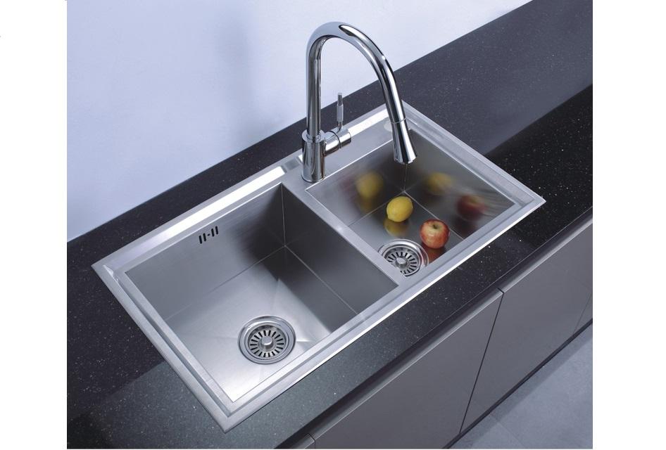 联塑不锈钢水槽CS11216