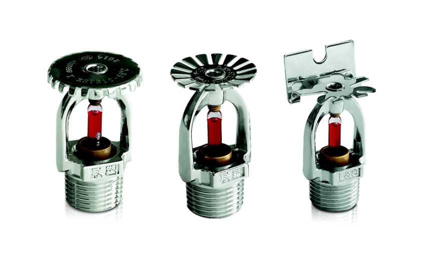 T-ZST 15系列特殊响应玻璃球洒水喷头