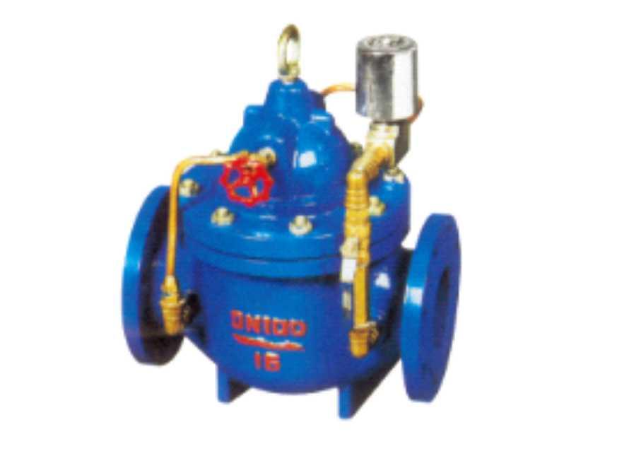 联塑水力电动控制阀