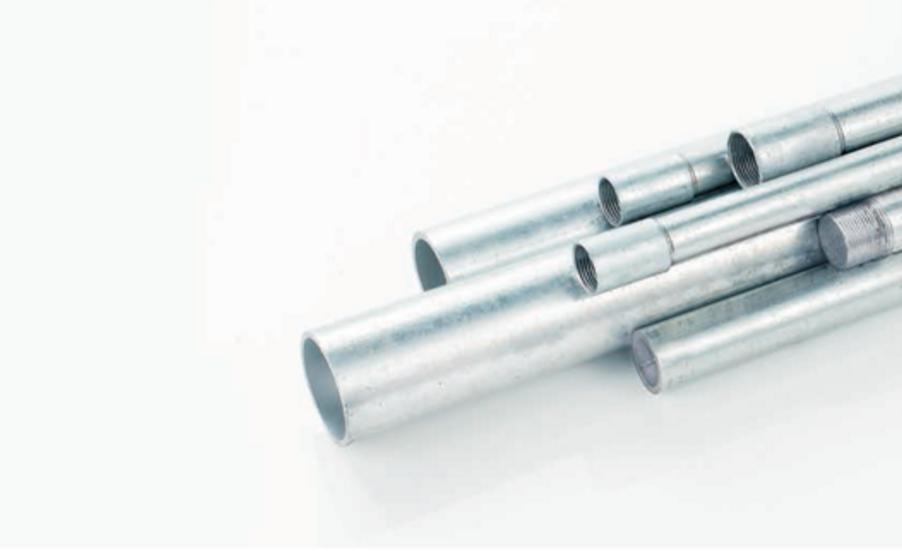 超重型镀锌线管