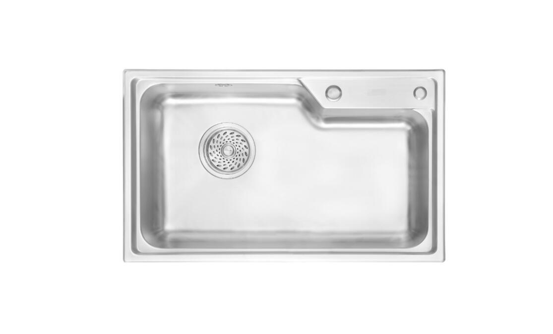 不锈钢环保水槽CS12208