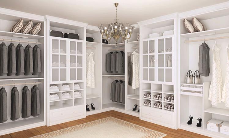 定制衣柜工艺知识有哪些?
