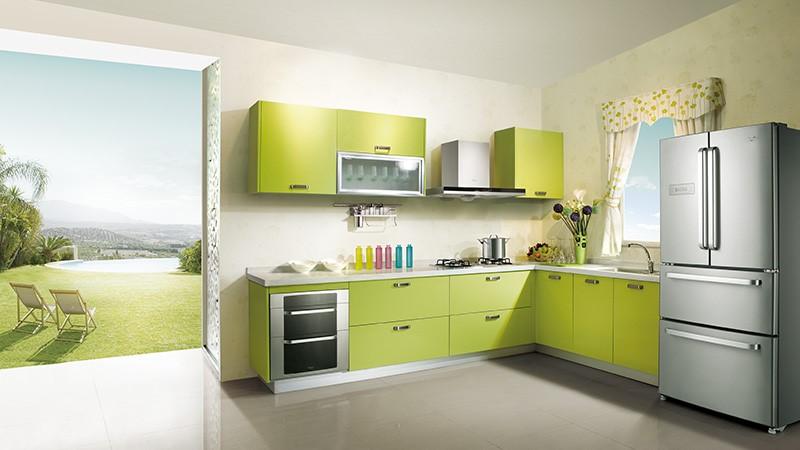 厨房橱柜的颜色应该怎么搭配