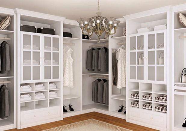 衣柜内部功能区有哪些
