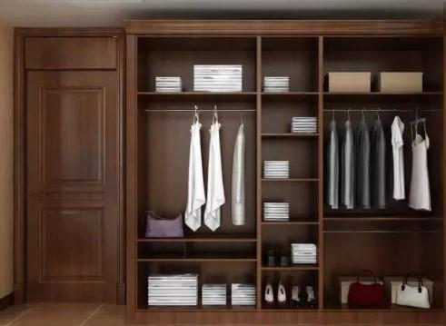 衣柜内部格局如何设计
