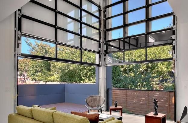 断桥铝合金门窗特点及窗型分类