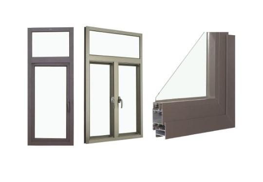 推拉窗的几种窗型配置