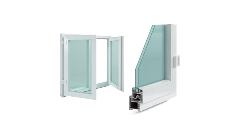 预防塑钢门窗生锈