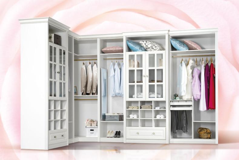 开放式整体衣柜如何清洗