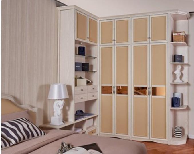 卧室转角衣柜有哪几种类型