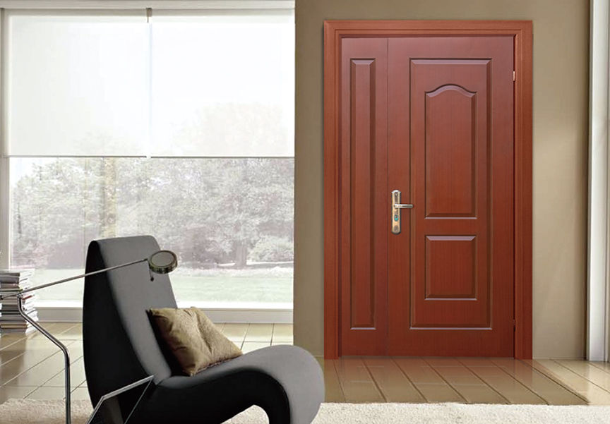 钢木门安装技巧