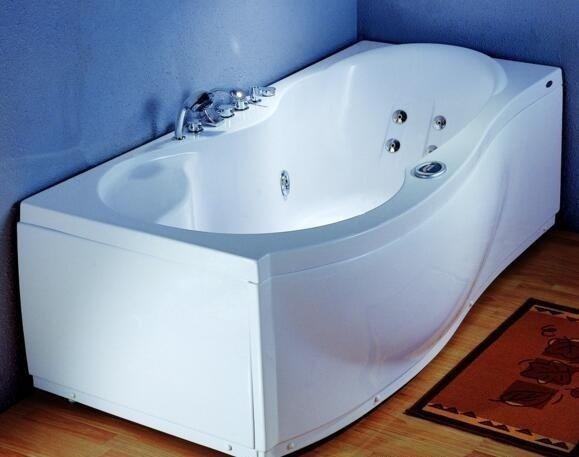 浴缸的安装方法