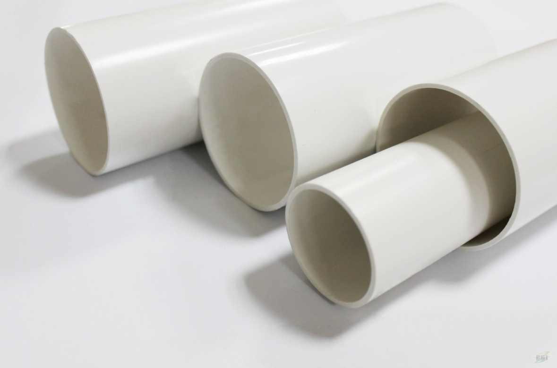 排污管和排水管的区别
