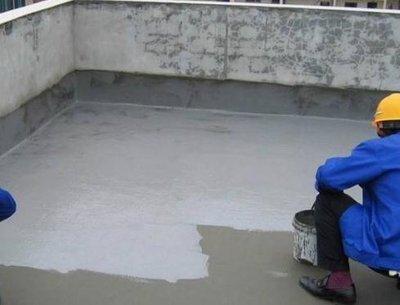 JS聚合物水泥防水涂料的使用方法
