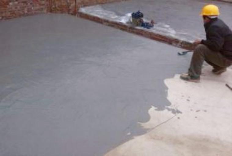 防水涂料的去除方法
