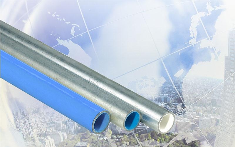 钢塑复合管接口漏水的解决方法