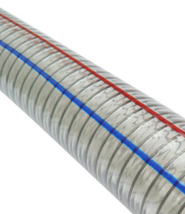 钢丝增强管优点有哪些