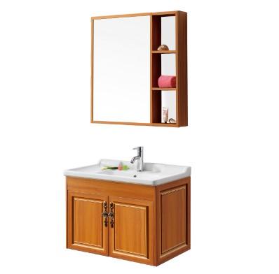 卫生间浴柜怎么安装