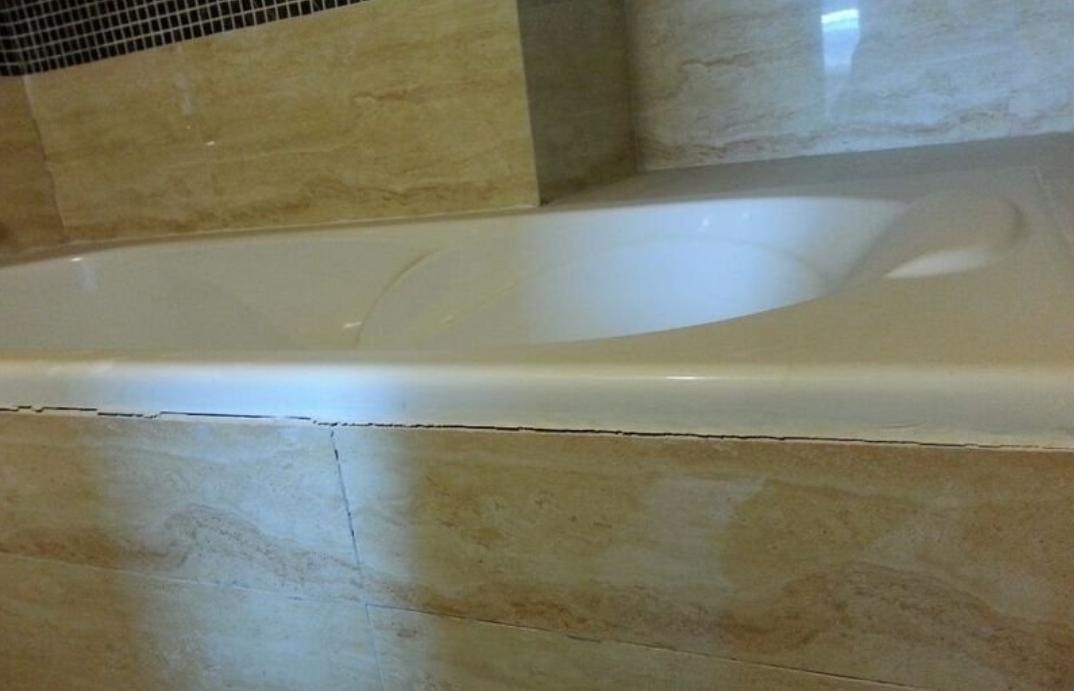 浴缸裂缝修补的办法有哪些