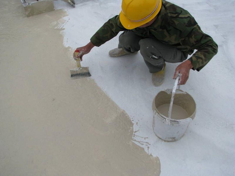 防水涂料的施工方法是什么