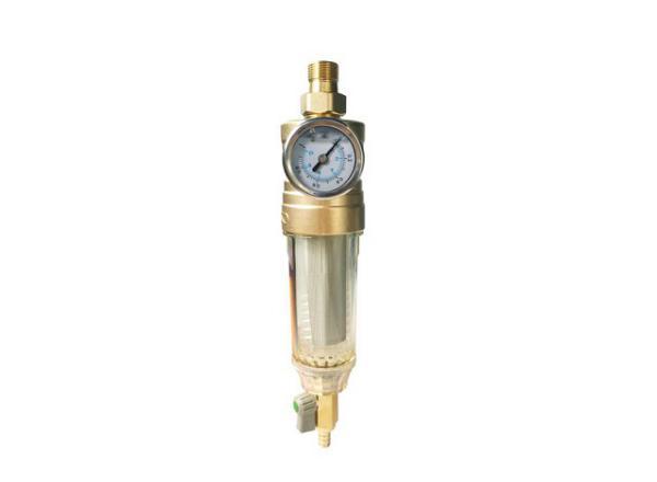 净水机的前置过滤器原理是什么