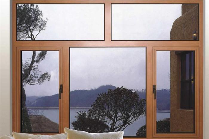 如何安装铝合金门窗副框