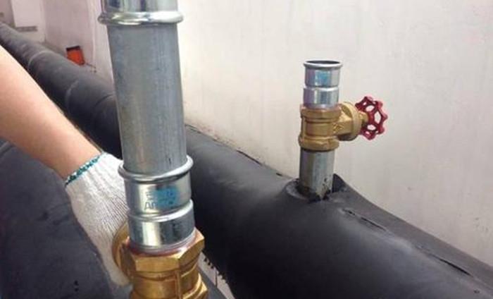 水管的排气阀安装在哪里
