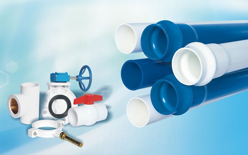 PVC给水管承受压力