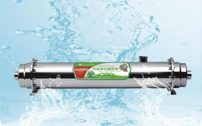中央净水机有什么优点