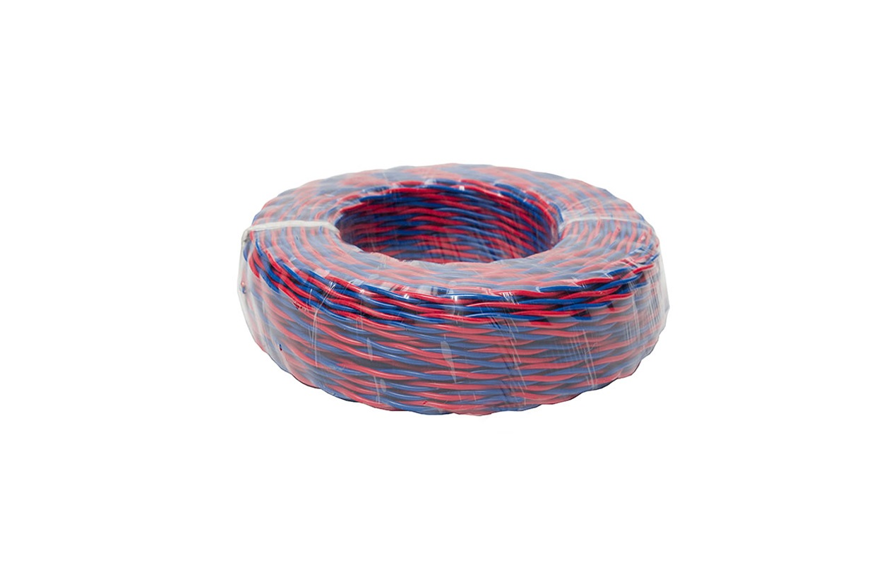 联塑聚氯乙烯绝缘绞型连接用软电线RVS型