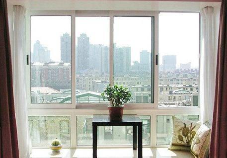 塑钢推拉窗的特点