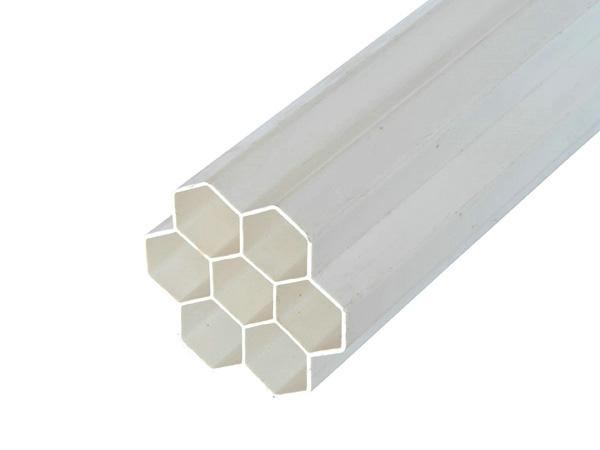PVC-U蜂窝管的管材有哪些特点