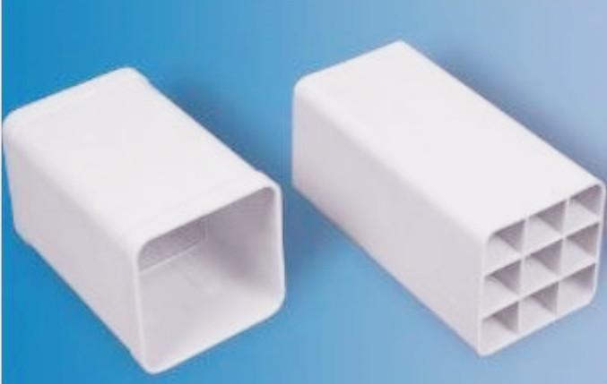 铺设PVC-U格栅管的注意事项