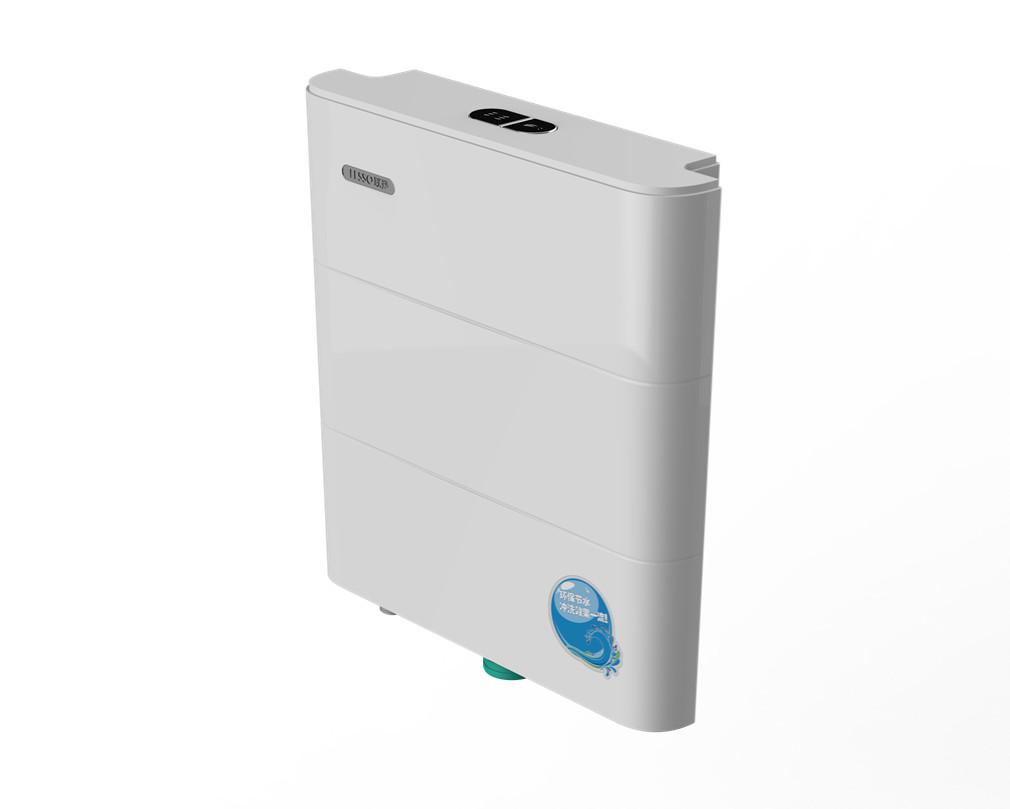 联塑壁挂式冲洗水箱WP02148