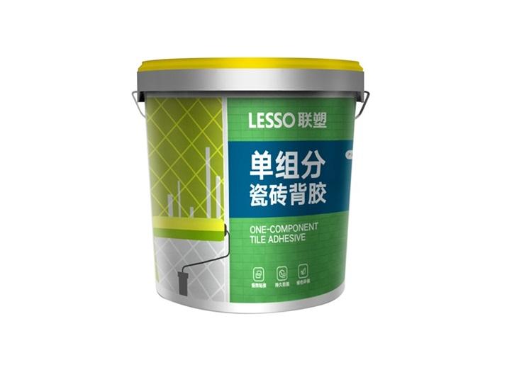 联塑单组分瓷砖背胶LS800