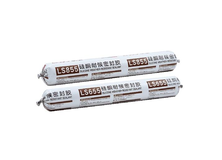 中性硅酮耐候密封胶LS655/LS855(软包装)