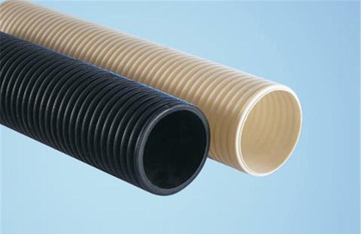 联塑地下通信管道用HDPE双壁波纹管