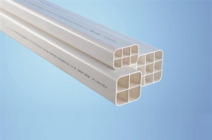 联塑地下通信管道用PVC-U格栅管